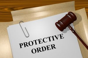 protective order: Violation of an Order